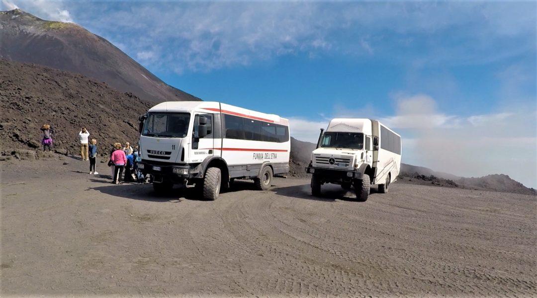 Etna 4x4 buses