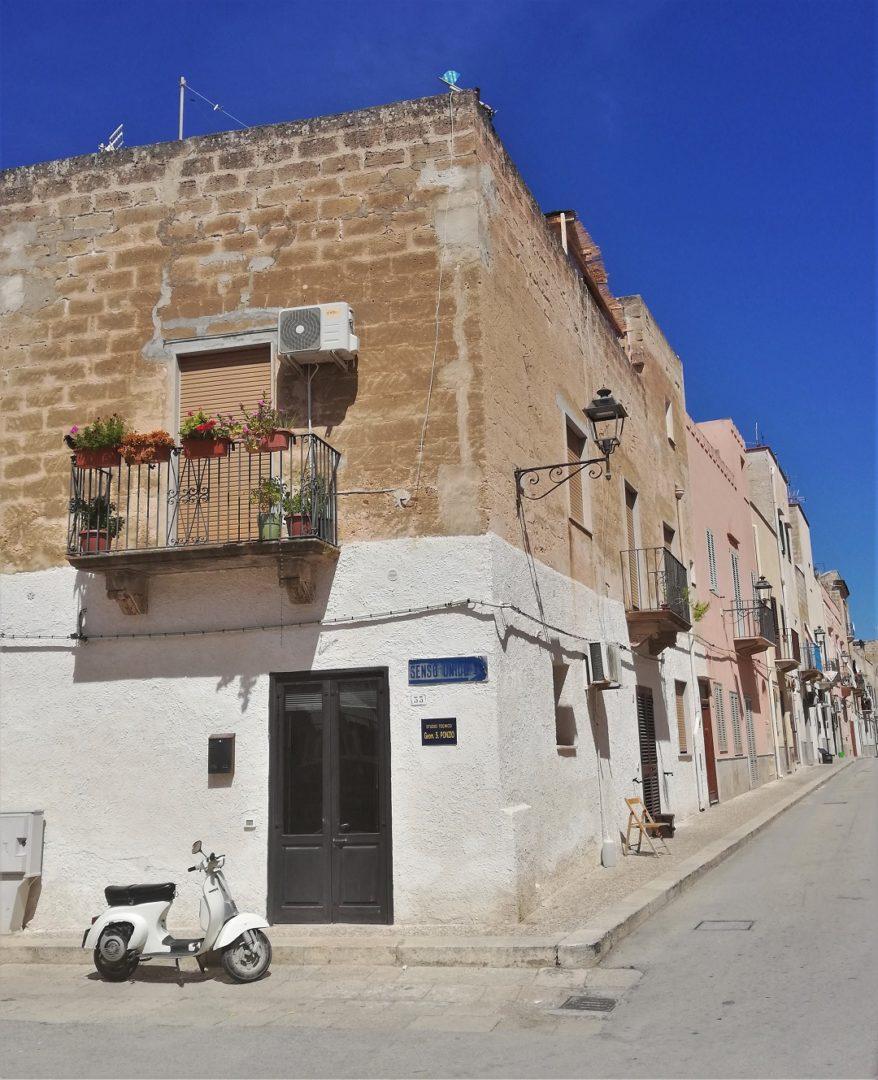 Street in Favignana